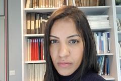 SAHED Imaine, Ingénieure d'études