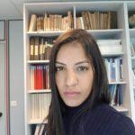 Imaine SAHED, Ingénieure d'études